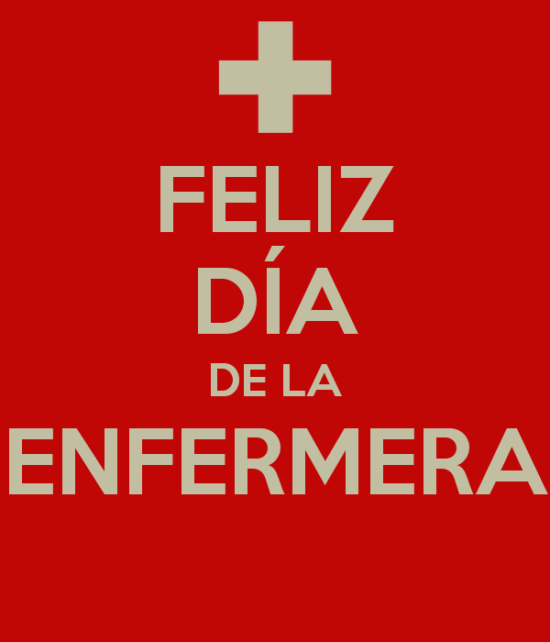 Felíz Día de la Enfermera - frase  (2)