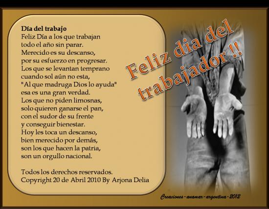 Felíz Día del Trabajador (1)