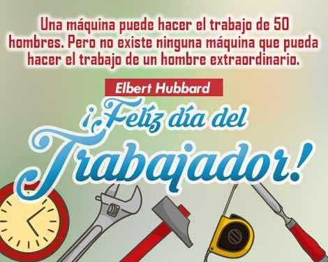 Felíz Día del Trabajador (2)