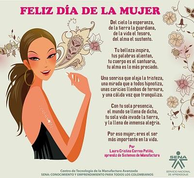 Feliz Dia Mujer frases con imagenes 8 de marzo (16)