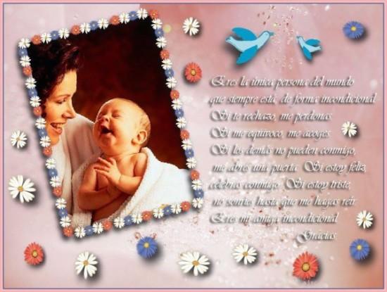 Feliz dia de la Madre Frases  (10)