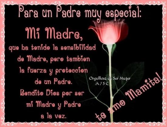 Tarjetas De Felz Da De La Madre Con Frases Y Mensajes