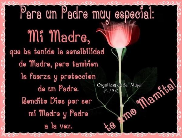 Tarjetas De Felíz Día De La Madre Con Frases Y Mensajes Para
