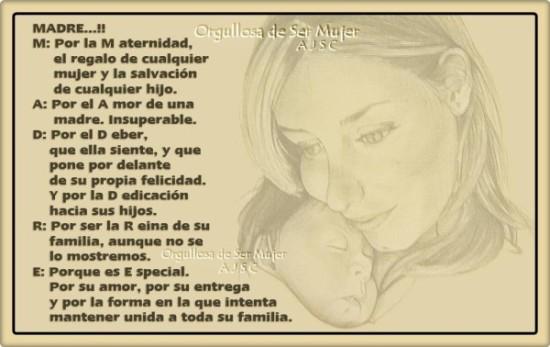 Feliz dia de la Madre Frases  (16)