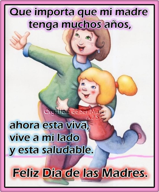 Feliz dia de la Madre Frases  (23)