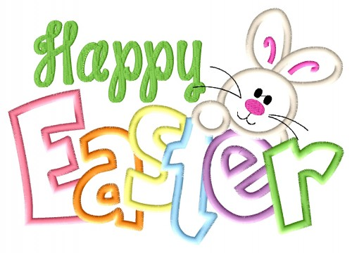 Happy Easter  - Domingo de Pascua (1)