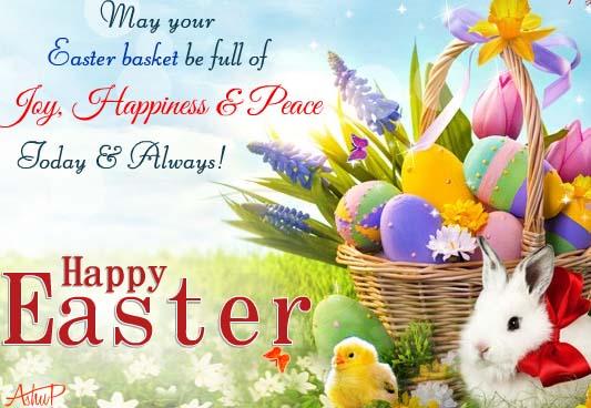 Happy Easter  - Domingo de Pascua (3)