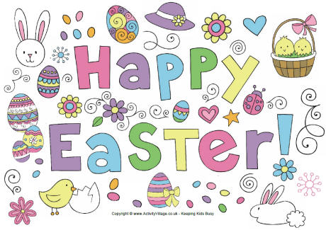 Happy Easter - Felices Pascuas  (1)