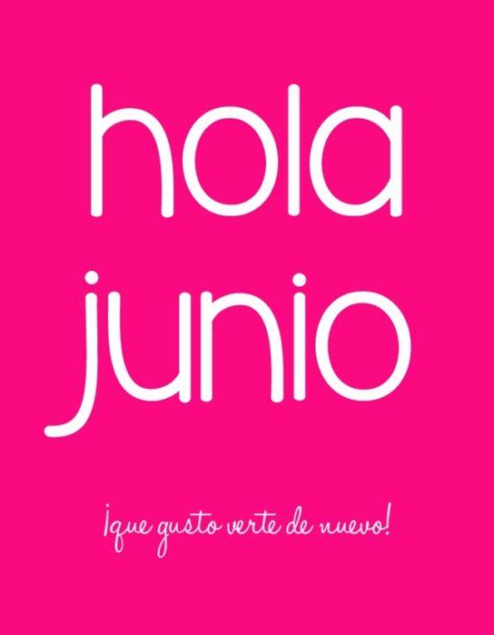 Hola mes de Junio (3)