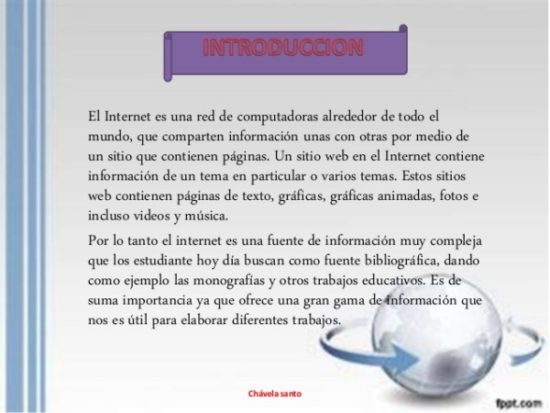 Información sobre  internet  (1)