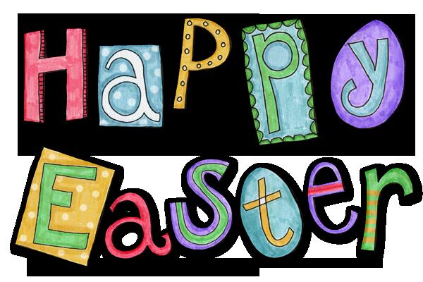 Imágenes con frase Happy Easter (Feliz Pascua) para