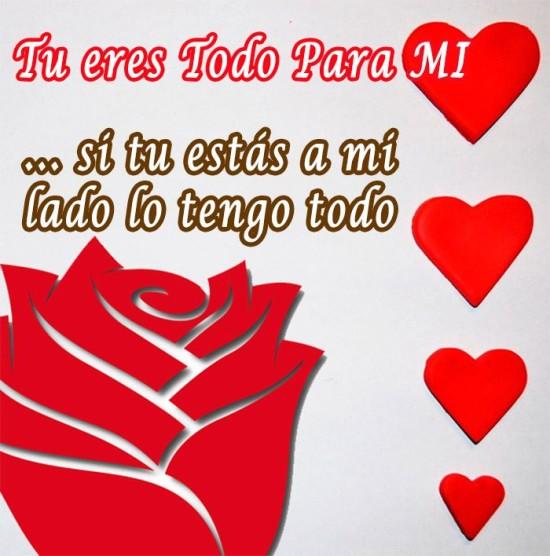 Te-Amo-Mi-Amor-Eres-Todo-Para-Mi-Rosa-Corazon