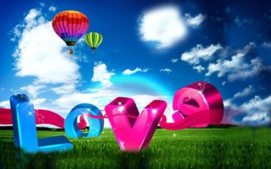 Wallpaper de Amor 3D  (3)