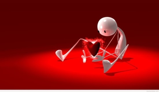Wallpaper de Amor 3D  (4)