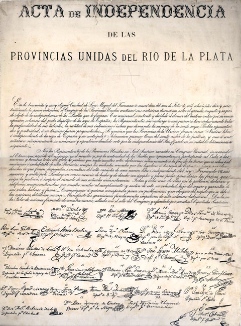 acta declaracion de la independencia 1816 (2)