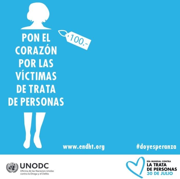 dia contra la trata de personas