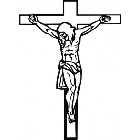 dibujos de jesus en la cruz (6)