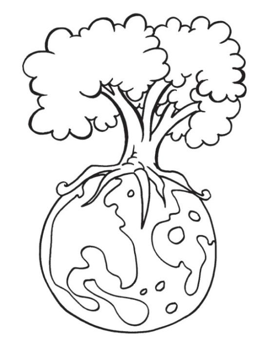 dibujos dia de la tierra (1)