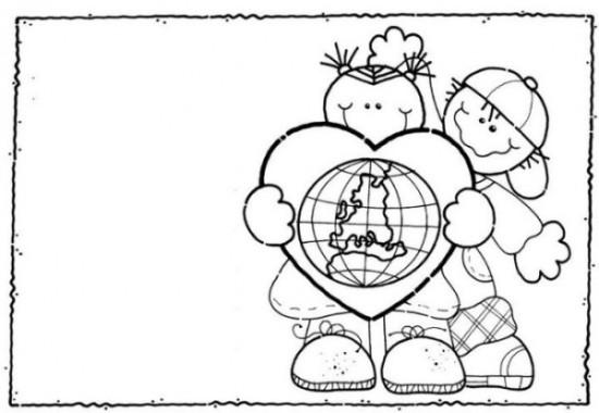 dibujos dia de la tierra (7)