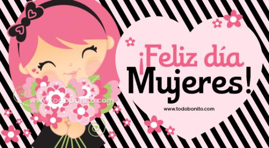 felicidades en el dia de la Mujer (1)