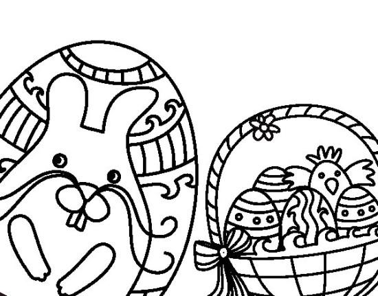 huevos y conejos de pascua  (2)