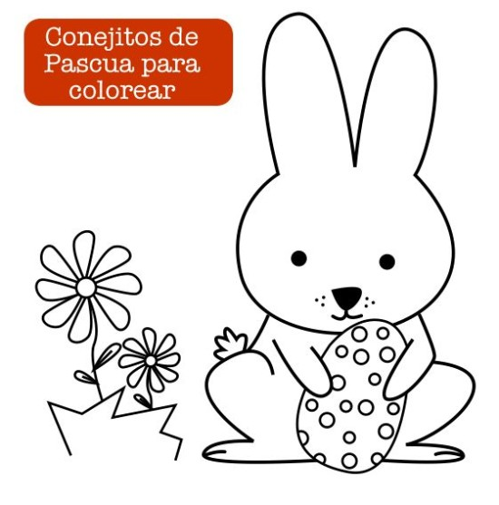huevos y conejos de pascua  (5)