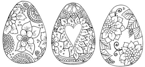 huevos y conejos de pascua  (8)