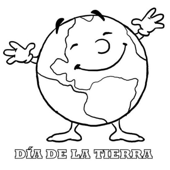 imagenes para pintar dia mundial de la tierra (1)
