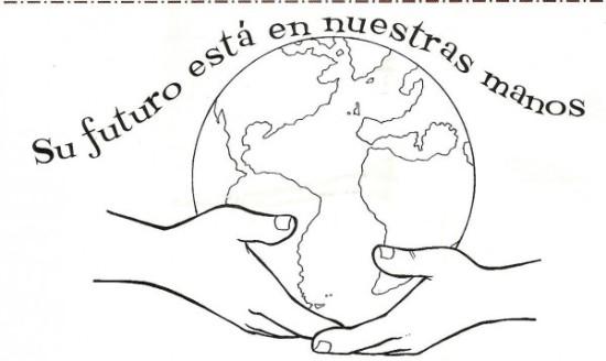 imagenes para pintar dia mundial de la tierra (3)