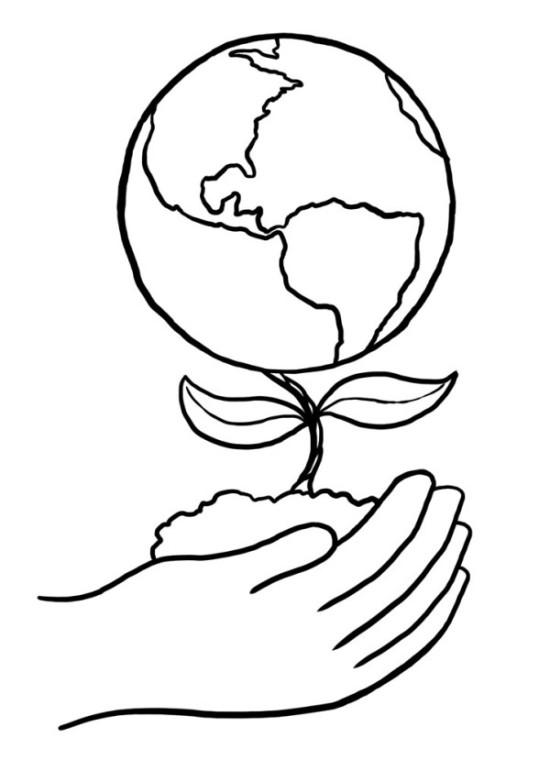 imagenes para pintar dia mundial de la tierra (5)