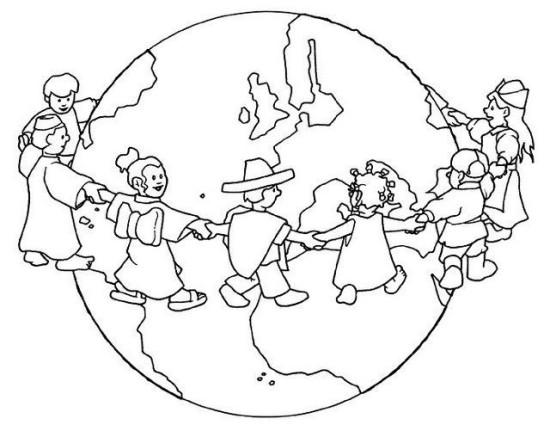 imagenes para pintar dia mundial de la tierra (8)