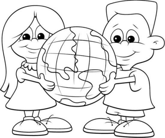 imagenes para pintar dia mundial de la tierra (9)