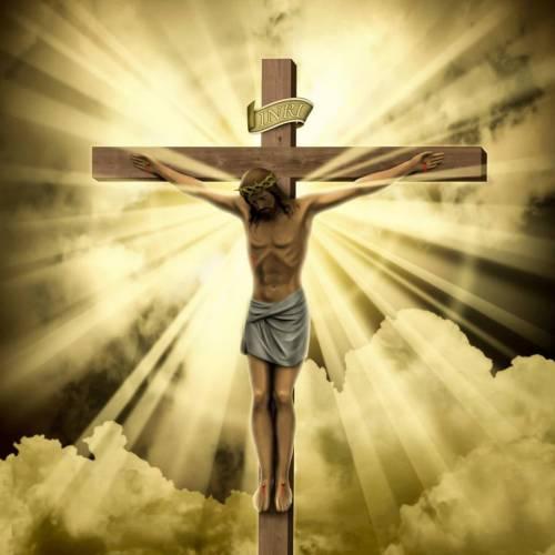 Im 225 Genes De Jesus En La Cruz Y Dibujos De Cristo Crucificado Para