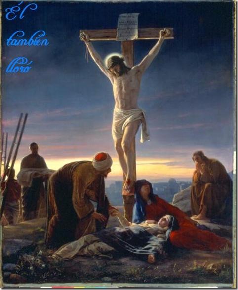 jesus en la cruz (7)