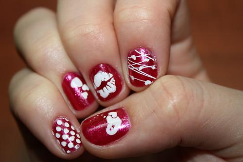 nail-art-enamorados