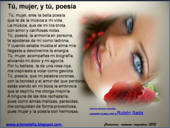 poemas y versos Dia de la Mujer (1)