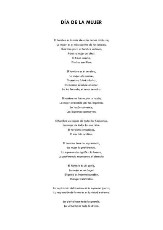 poemas y versos Dia de la Mujer (13)