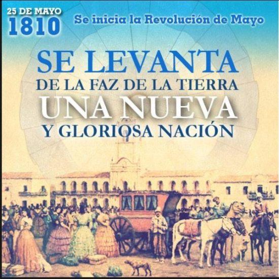 revolución de Mayo 1810 argentina  (1)