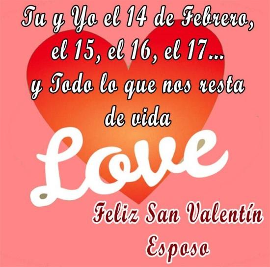 14 de Febrero - Feliz San Valentín  (2)