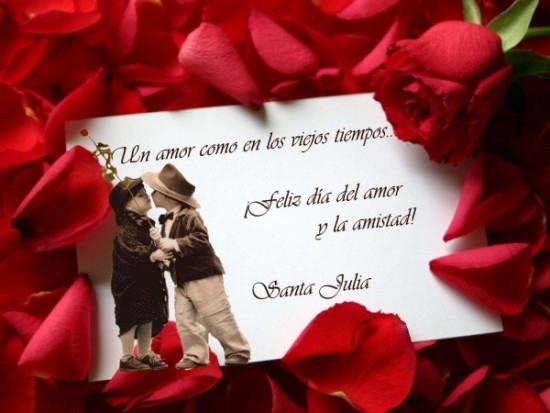 14 de Febrero - Feliz San Valentín  (4)