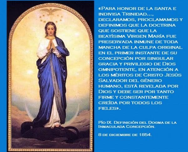 Antonio Ciseri, Inmaculada