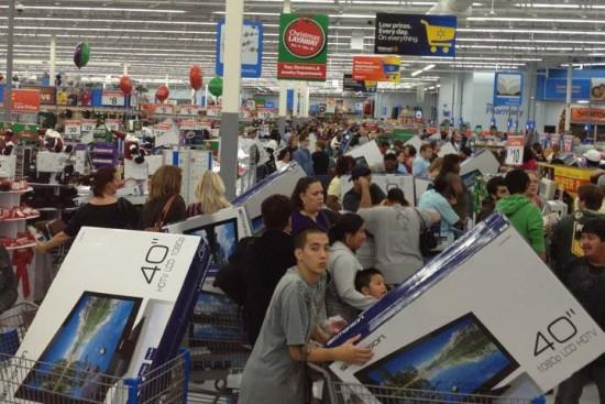Black Friday gente loca comprando  (3)