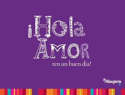 Imágenes Divertidas Con Frases De Buenos Días Mi Amor