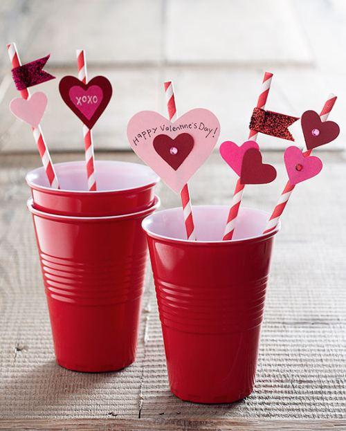 Manualidades Para Ninos De San Valentin Informacion Imagenes - Decorar-para-san-valentin