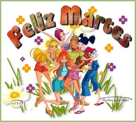 Feliz Martes carteles con mensajes (11)
