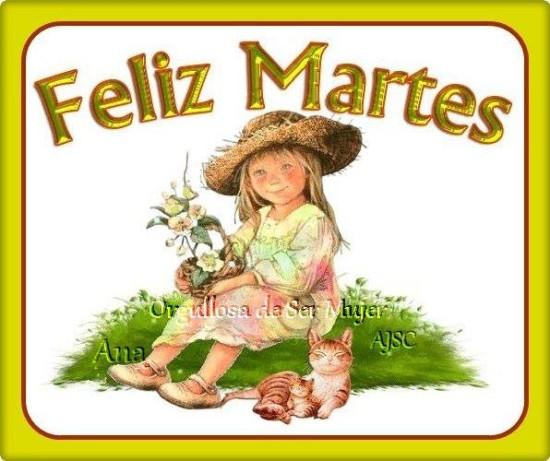 Feliz Martes carteles con mensajes (4)