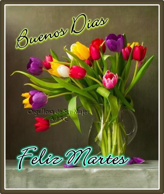 Feliz Martes carteles con mensajes (8)