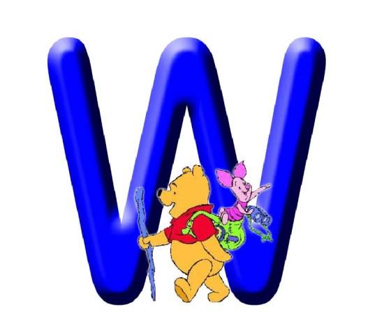 Figuras-y-formas-Alfabeto-Letra-w-456460