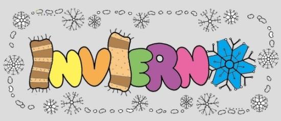 Imágenes con frases de Bienvenido Feliz Invierno  (15)