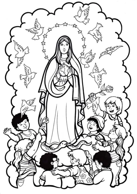 MARIA REINA DE LAS MISIONES -